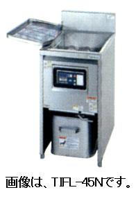 新品 タニコー 一槽式IHフライヤー(電磁フライヤー) TIFL-55N 送料別途