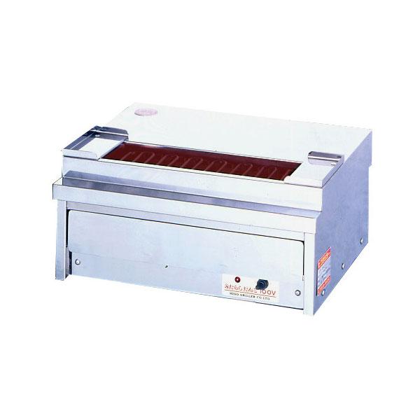 新品 ヒゴグリラー電気式焼物器(グリラー) みたらしだんご幅520×奥行410×高さ230(mm)MP-100