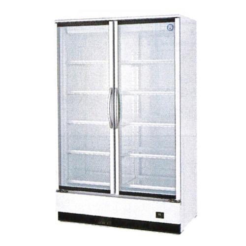 新品 福島工業(フクシマ)リーチイン冷蔵ショーケース スイング扉タイプ 662リットル幅1200×奥行650×高さ1900(mm)MRS-120GWSR