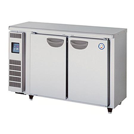新品 福島工業(フクシマ)業務用横型冷蔵庫 超薄型 コールドテーブル幅1200×奥行450×高さ800(mm)TMU-40RE2