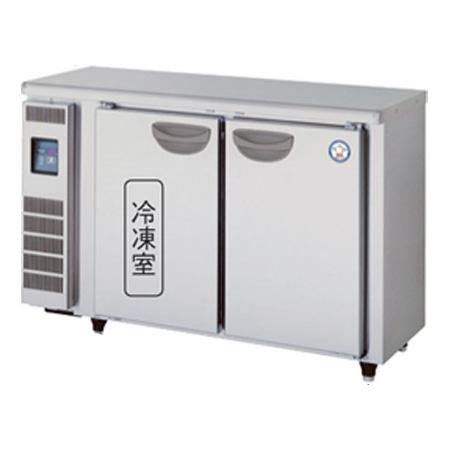 新品 福島工業(フクシマ)業務用横型冷凍冷蔵庫 超薄型 コールドテーブル幅1200×奥行450×高さ800(mm)TMU-41PM2