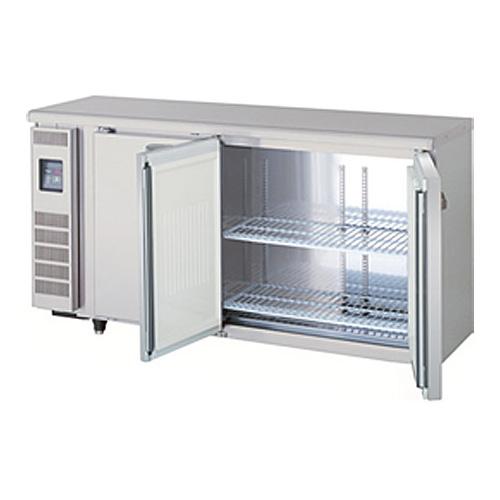 新品:福島工業(フクシマ)業務用横型冷蔵庫 超薄型 コールドテーブル [センターフリー]幅1500×奥行450×高さ800(mm)TMU-50RM2-F