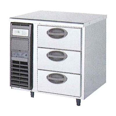 新しい 新品 新品 福島工業(フクシマ)横型 ドロワーテーブル冷凍庫 3段幅755×奥行600×高さ800(mm)YDC-083FM2, ルチアーノジェラート:b29a3b6b --- canoncity.azurewebsites.net