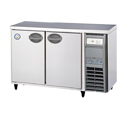 新品 福島工業(フクシマ)業務用横型冷蔵庫 コールドテーブル ユニット右置き仕様 239リットル幅1200×奥行600×高さ800(mm)YRC-120RM2-R