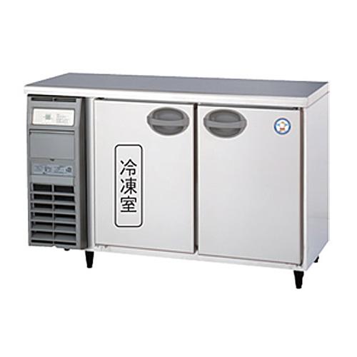 新品:福島工業(フクシマ)業務用横型冷凍冷蔵庫 コールドテーブル 1室冷凍タイプ幅1200×奥行600×高さ800(mm)YRC-121PE2