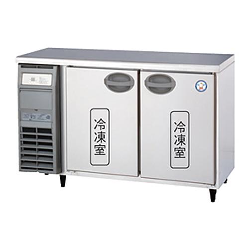 新品 福島工業(フクシマ)業務用横型冷凍庫 コールドテーブル 239リットル幅1200×奥行600×高さ800(mm)YRC-122FE2