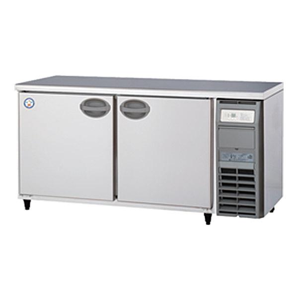 新品:福島工業(フクシマ)業務用横型冷蔵庫 コールドテーブル ユニット右置き仕様 327リットル幅1500×奥行600×高さ800(mm)YRC-150RE2-R