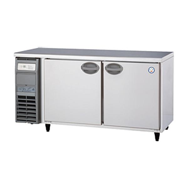 新品 福島工業(フクシマ)業務用横型冷蔵庫 コールドテーブル 327リットル幅1500×奥行600×高さ800(mm)YRC-150RE2