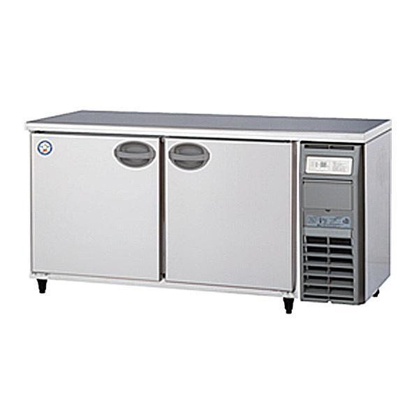 新品 福島工業(フクシマ)業務用横型冷蔵庫 コールドテーブル ユニット右置き仕様 327リットル幅1500×奥行600×高さ800(mm)YRC-150RM2-R