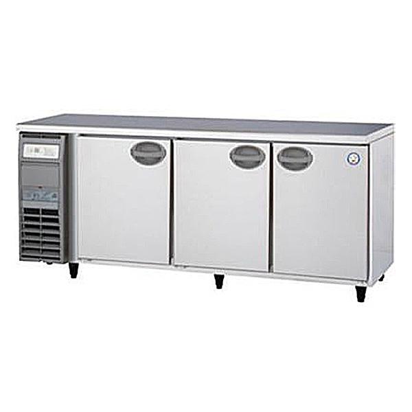 新品 福島工業(フクシマ)業務用横型冷蔵庫 コールドテーブル 413リットル幅1800×奥行600×高さ800(mm)YRC-180RE2