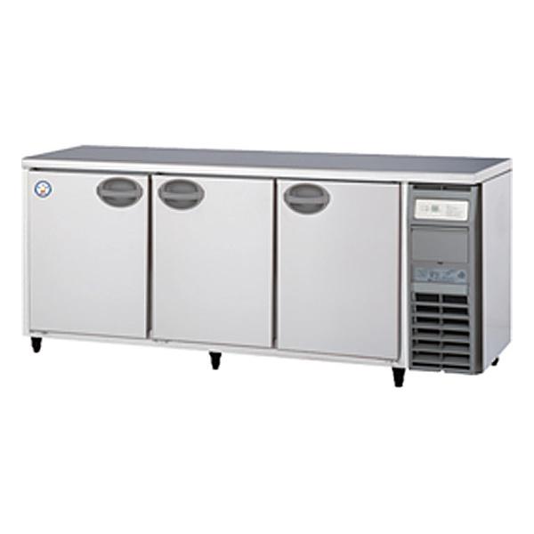 新品 福島工業(フクシマ)業務用横型冷蔵庫 コールドテーブル ユニット右置き仕様 413リットル幅1800×奥行600×高さ800(mm)YRC-180RM2-R