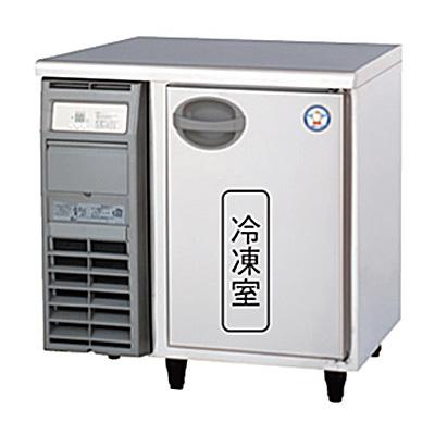 新品 福島工業(フクシマ)業務用横型冷凍庫 コールドテーブル 147リットル幅755×奥行750×高さ800(mm)YRW-081FM2