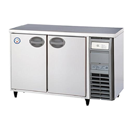 新品 福島工業(フクシマ)業務用横型冷蔵庫 コールドテーブル ユニット右置き仕様 315リットル幅1200×奥行750×高さ800(mm)YRW-120RM2-R