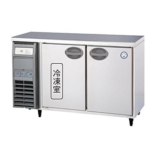 新品 福島工業(フクシマ)業務用横型冷凍冷蔵庫 コールドテーブル 1室冷凍タイプ幅1200×奥行750×高さ800(mm)YRW-121PM2
