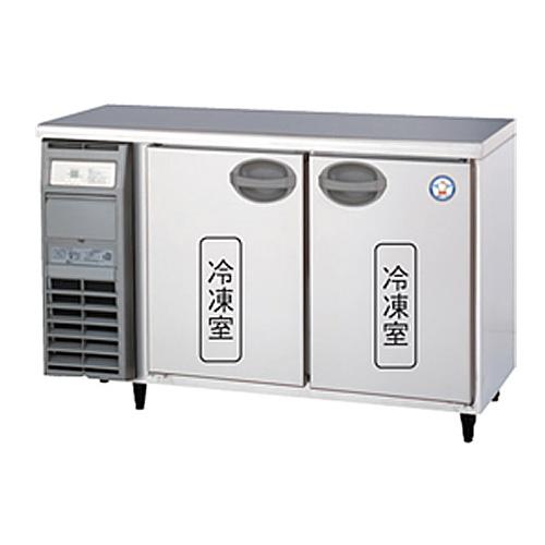 新品 福島工業(フクシマ)業務用横型冷凍庫 コールドテーブル 315リットル幅1200×奥行750×高さ800(mm)YRW-122FM2