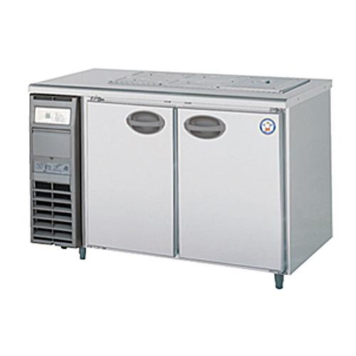 新品 福島工業(フクシマ)横型 サンドイッチテーブル冷蔵庫幅1200×奥行600×高さ810(mm)YSC-120RE2-A