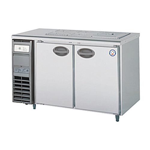 新品 福島工業(フクシマ)横型 サンドイッチテーブル冷蔵庫幅1200×奥行600×高さ810(mm)YSC-120RE2-B