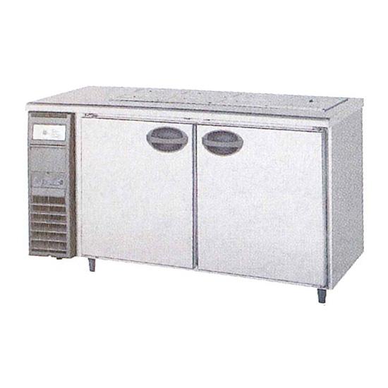新品 福島工業(フクシマ)横型 サンドイッチテーブル冷蔵庫幅1500×奥行600×高さ810(mm)YSC-150RE2-A