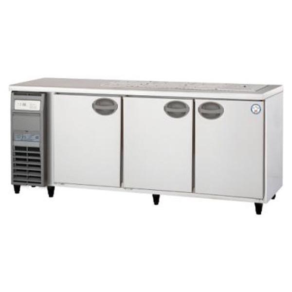 新品 福島工業(フクシマ)横型 サンドイッチテーブル冷蔵庫幅1800×奥行600×高さ810(mm)YSC-180RE2-B