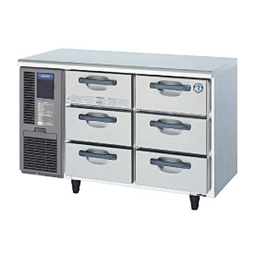 新品 ホシザキテーブル形ドロワー冷凍庫幅1200×奥行750×高さ800(mm)FT-120DDF【業務用冷凍庫】