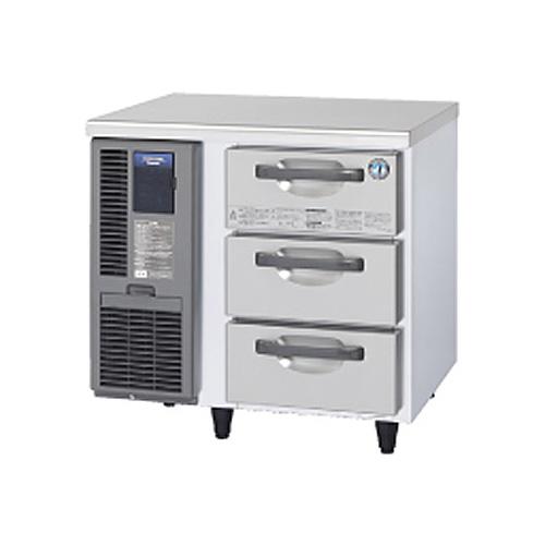 新品:ホシザキテーブル形ドロワー冷凍庫幅800×奥行600×高さ800(mm)FT-80DNF