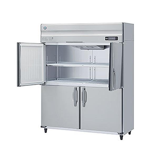 新品 ホシザキ タテ型冷蔵庫 HR-150A3-ML (旧型番 HR-150Z3-ML) インバーター制御 ワイドスルータイプ 幅1500×奥行800×高さ1910(~1940)(mm)【業務用 縦型冷蔵庫】【送料無料】