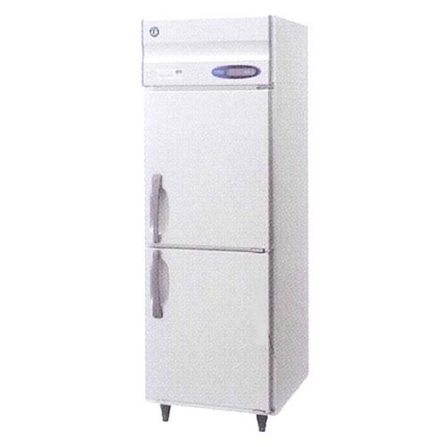 新品 ホシザキ タテ型冷蔵庫 HR-63LA (旧型番 HR-63LZ) 幅625×奥行800×高さ1910(~1940)【業務用 縦型冷蔵庫】【送料無料】