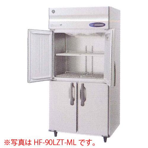 新品 ホシザキ タテ型冷凍庫 HF-90LAT-ML (旧型番 HF-90LZT-ML) ワイドスルータイプ 幅900×奥行650×高さ1910(~1940)(mm) 【業務用 縦型冷凍庫】【送料無料】