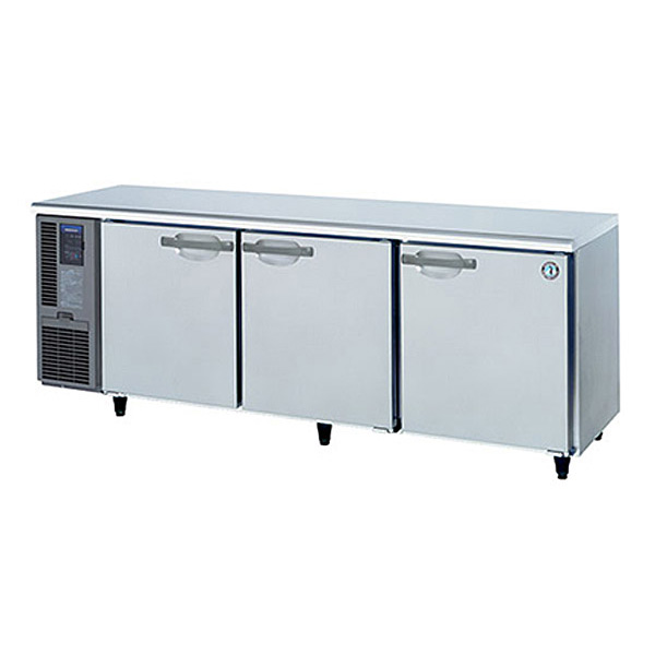 新品 ホシザキ コールドテーブル 冷蔵庫 RT-210SNF-E 横型幅2100×奥行600×高さ800(mm)インバーター制御【 コールドテーブル 】【 台下冷蔵庫 】【 ホシザキ 冷蔵庫 】【 業務用 冷蔵庫 】