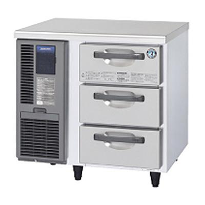 新品 ホシザキテーブル形ドロワー冷蔵庫幅800×奥行750×高さ800(mm)RT-80DDF