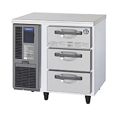 新品:ホシザキテーブル形ドロワー冷蔵庫幅800×奥行600×高さ800(mm)RT-80DNF