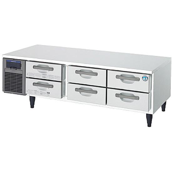 新品:ホシザキテーブル形ドロワー冷蔵庫幅1650×奥行750×高さ570(mm)RTL-165DDF