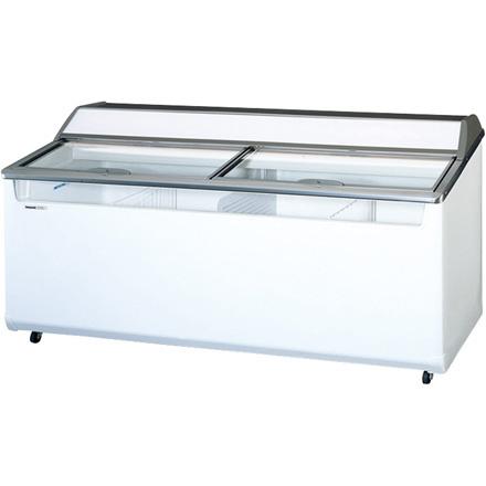 【感謝大特価】新品:パナソニック冷凍ショーケース幅1804×奥714×高さ920(mm) SCR-1813DNB