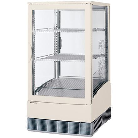 【感謝大特価】新品:パナソニック卓上型冷蔵ショーケース75L SMR-CZ75