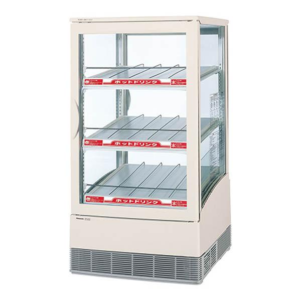 【感謝大特価】新品:パナソニック卓上型冷蔵ショーケース68L SMR-CZ75CH3
