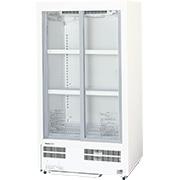 【感謝大特価】新品:パナソニック冷蔵ショーケース幅750×奥550×高さ1395(mm) SMR-H180NC