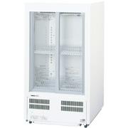 新品: パナソニック 冷蔵ショーケース スライド扉 小型 144LSMR-M92NC (旧型番: SMR-M92NB )