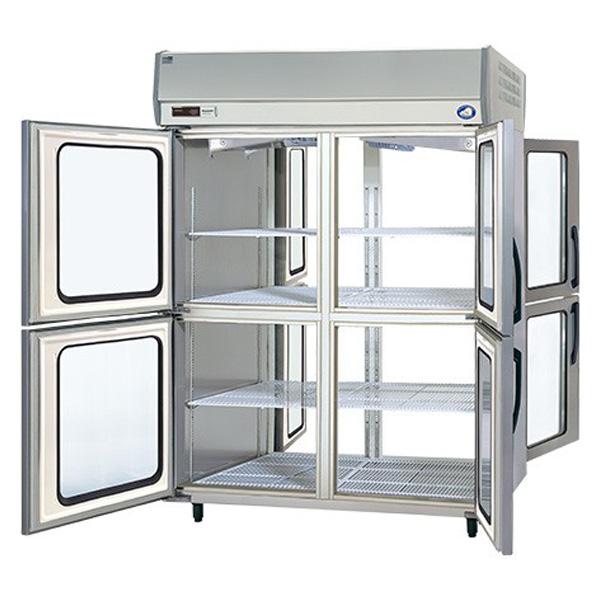【感謝大特価】新品:パナソニックパススルー タテ型 冷蔵庫幅1460×奥850×高さ1950(mm) SRR-KP1581D