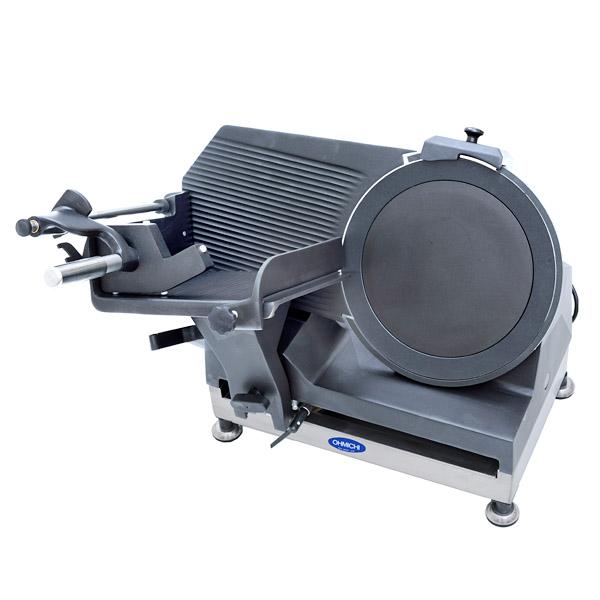 新品 オーミチ ミートスライサー OMS-350TC