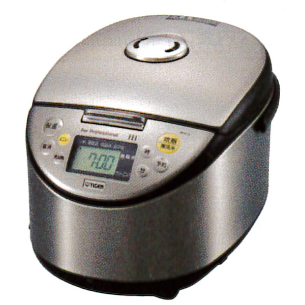 新品:タイガー 業務用IH炊飯ジャー JKH-S18P(1升炊き)業務用炊飯器