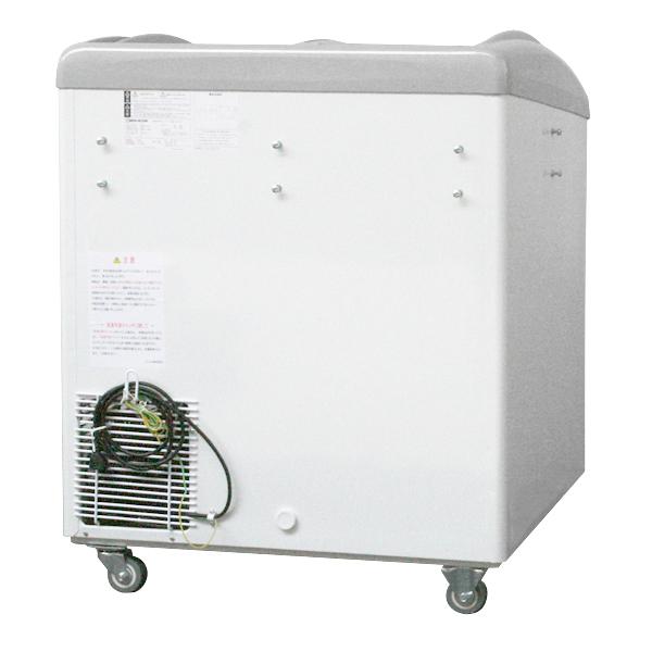 【翌日発送・メーカー3年保証・】新品:レマコム 冷凍ショーケース(冷凍庫) 185L 急速冷凍機能付 RIS-185F