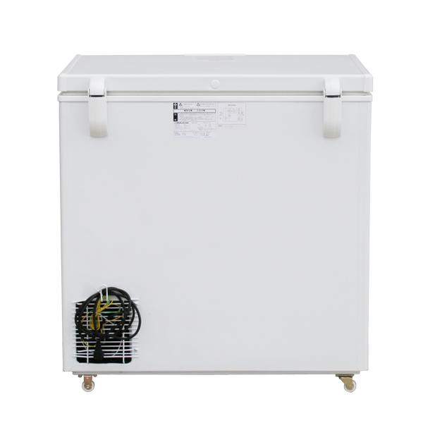 【翌日発送・メーカー3年保証・】新品:レマコム 業務用 冷凍ストッカー 冷凍庫 冷凍・チルド・冷蔵 三温度帯調整可 -20~+8℃ 176L ノンフロン 急速冷凍機能付 RRS-176NF