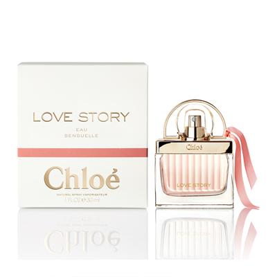 クロエ ラブストーリー オー センシュアル EDP オードパルファム SP 30ml Chloe CHLOE LOVE STORY EAU SENSUELLE EAU DE PARFUM SPRAY
