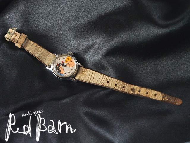 【税抜合計6000円以上お買い上げで20%OFF】ヴィンテージ 腕時計 白雪姫【再入荷1回目】