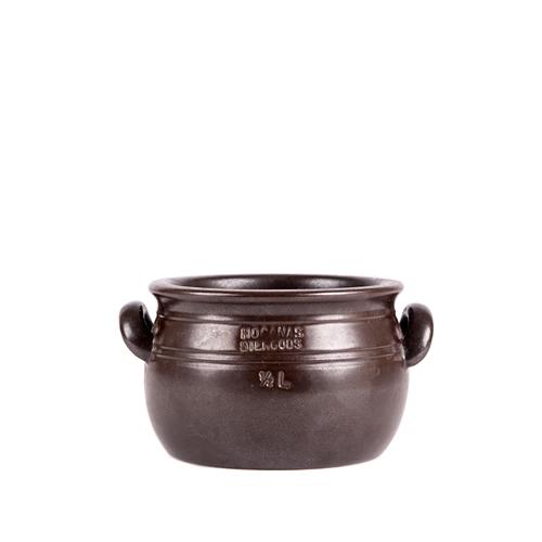ホガナスジャー1/2L ダークブラウンHoganas Jar 1/2L 【Antique】【アンティーク】【北欧雑貨】【小物入れ】 【壺】【送料無料】