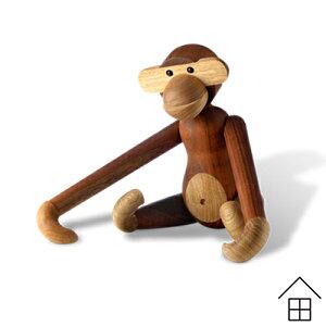 カイボイスン モンキーSサイズ / KAY BOJESEN MONKEY 【正規代理店品】【木製玩具】【北欧雑貨】【おもちゃ】【ギフト】【贈り物】【出産祝い】【プレゼント】【オブジェ】【サル】