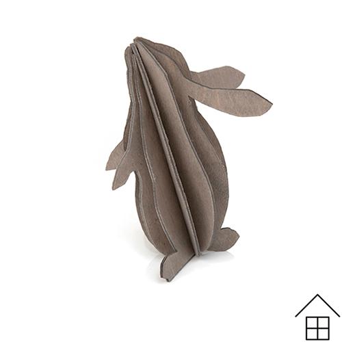 北欧の温もり感じるウサギ メール便ご利用で送料無料 Lovi ロヴィ ラビット 中古 9cm 全5色 メール便可 4個まで ロビィ 白樺 北欧 インテリア フィンランド オブジェ 雑貨 高品質新品 ウサギ
