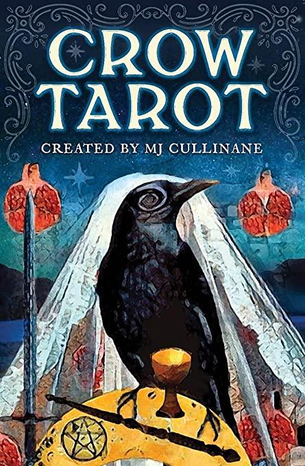 ポイント2倍 クロウ タロット カラス Crow 大幅値下げランキング タロットカード 英語のみ Tarot お得 占い