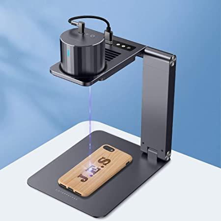 ポイント2倍 彫刻機 家庭用 Laserpecker pro 小型刻印機 DIY道具 初心者 NEW ARRIVAL カッター プレゼント 軽量 加工機 コンパクト 購買 刻印