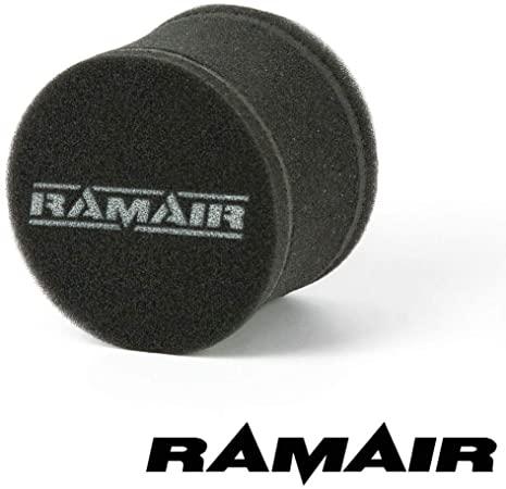ポイント2倍 在庫一掃 Ramair ラムエア MS-022 エアフィルター シングルキャブ用 店内全品対象 FCR SRなどに CR